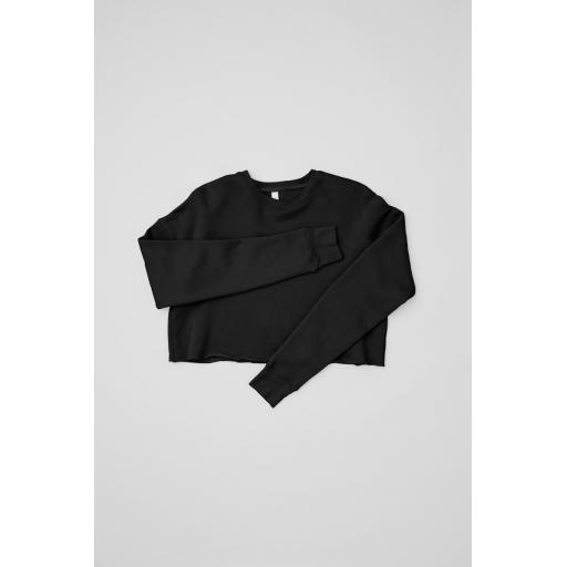 Women's Cropped Crew Fleece