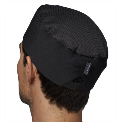 Black Skull Cap Thermocool Crown