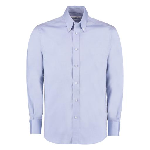 Men's L/Sleeve Premium Oxford Shirt