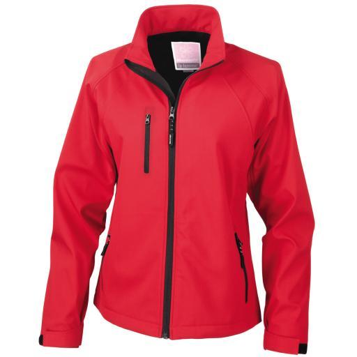 Women's Base Layer Softshell Jacket