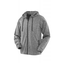 Men's Hooded Tee-Jacket