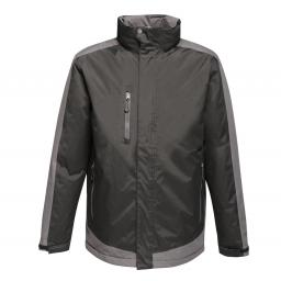 Contrast Men's Insulated Breathable Jacket