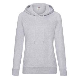 Ladies' Lightweight Hooded Sweat