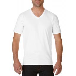 Premium Cotton® Adult V-Neck T-Shirt