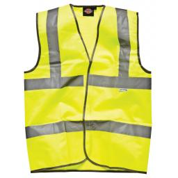 Hi-Vis Highway Safety Waistcoat
