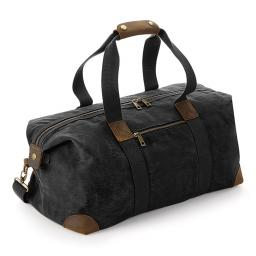 Heritage Washed Canvas Holdall