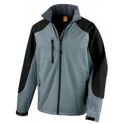 Hooded Softshell Jacket