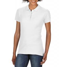 Premium Cotton® Ladies' Double PiquÈ Polo