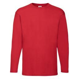 Men's Long Sleeve Valueweight T-Shirt