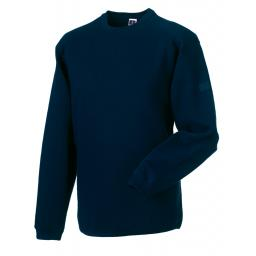 Adults' Heavy Duty Crew Neck Sweatshirt