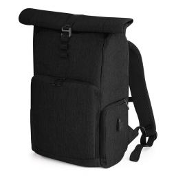 Q-Tech Charge Roll-Up Backpack