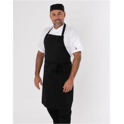 Low Cost Bib Apron Without Pocket