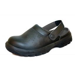 Comfort Grip Safety Sandal