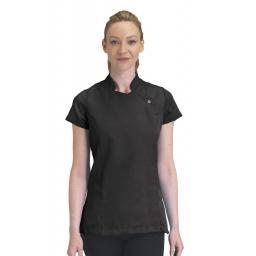 Beauty Tunic Asymmetric Zip Fastening