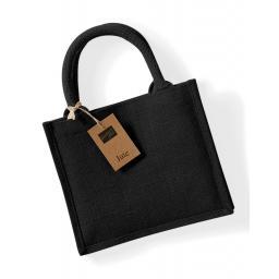 Jute Mini Gift Bag