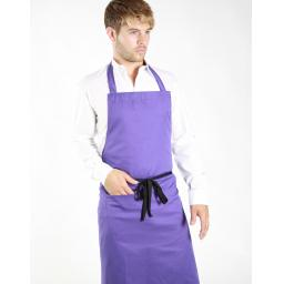 High Spec Large Bib Apron With Pocket
