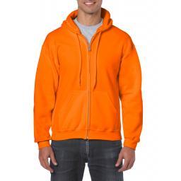 Heavy Blend® Adult Full Zip Hooded Sweatshirt