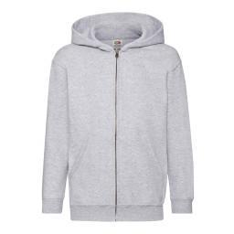 Kid's Classic Hooded Sweat Jacket