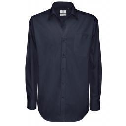 Men's Sharp Long Sleeve Twill Shirt