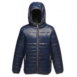 Kid's Stormforce Thermal Hooded Jacket