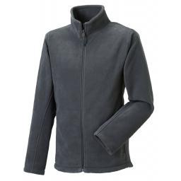 Men's Full Zip Outdoor Fleece