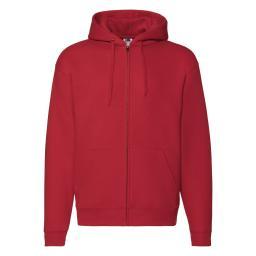 Men's Premium Hooded Sweat Jacket