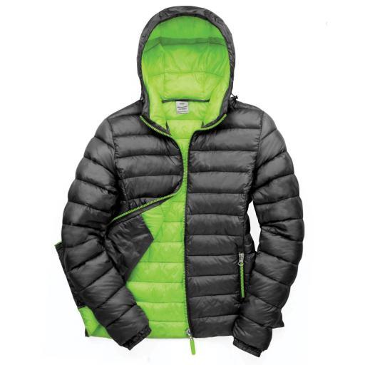 Ladies' Snow Bird Padded Jacket