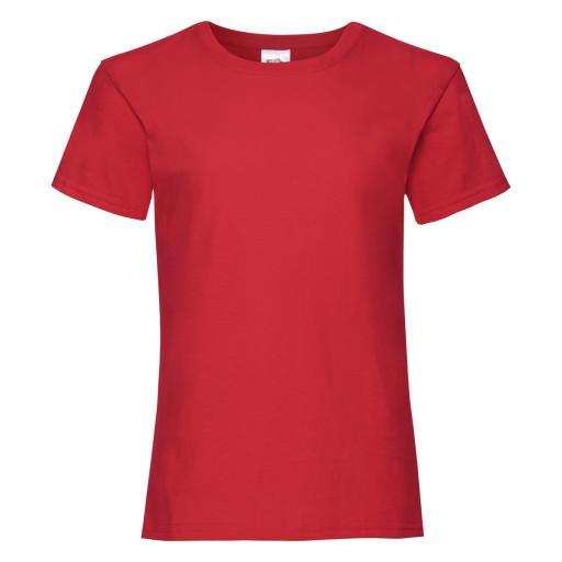 Girl's Valueweight T-Shirt