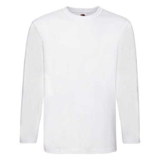 Men's Super Premium Long Sleeve T-Shirt