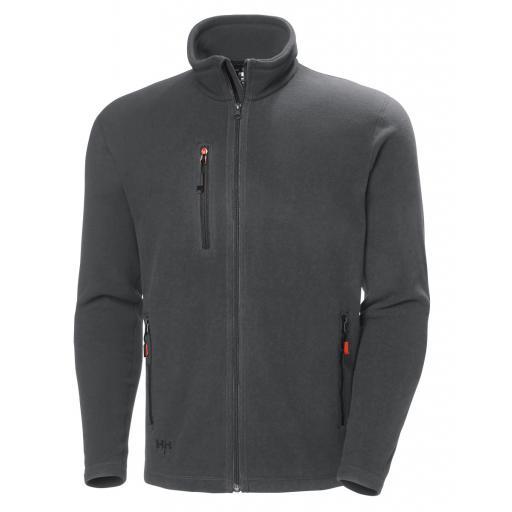 Oxford Fleece Jacket