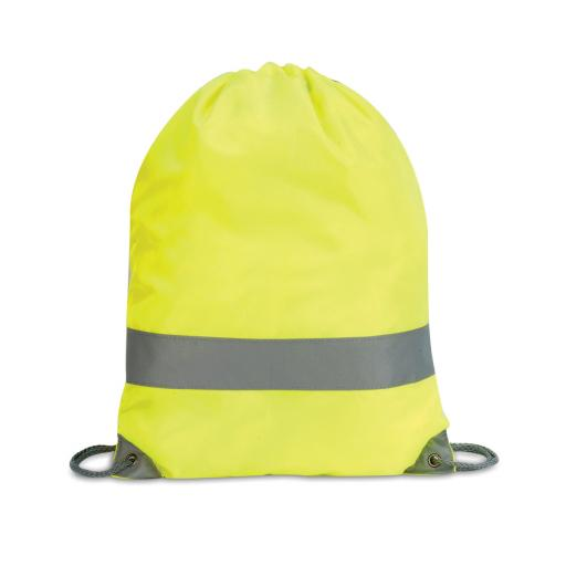 Hi-Vis Stafford Drawstring Tote Backpack
