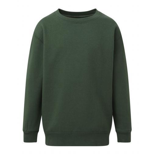 Kid's Crew Neck Sweatshirt