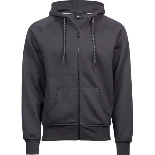 Men's Fashion Full Zip Hood