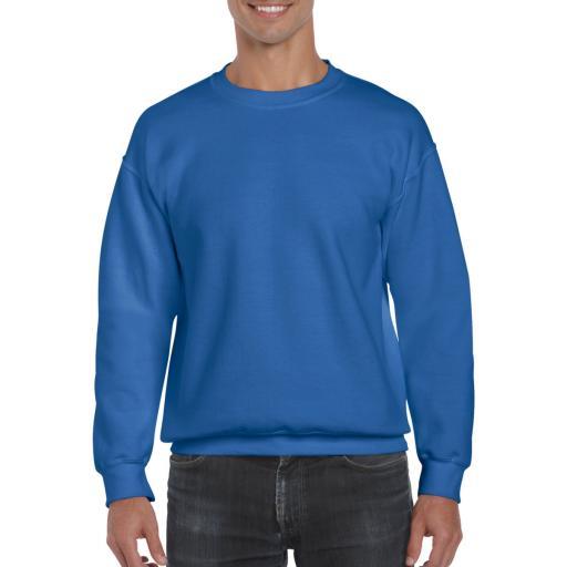 DryBlend® Adult Crewneck Sweatshirt