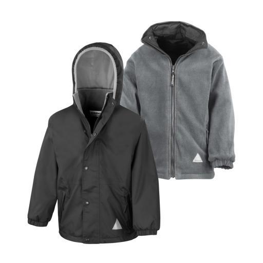 Kid's Reversible StormDri 4000 Fleece Jacket