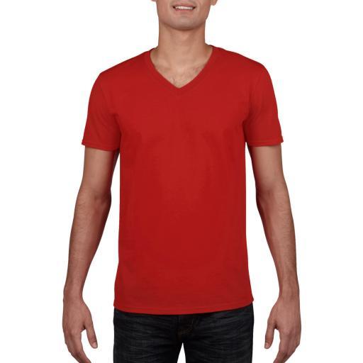 Softstyle® Adult V-Neck T-Shirt