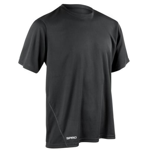 Men's Quick Dry Short Sleeve T-Shirt