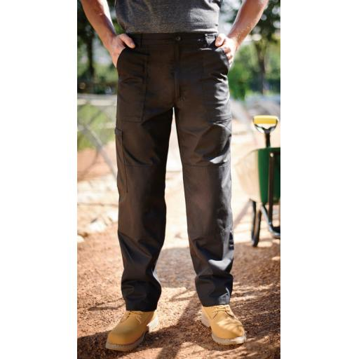 New Action Trousers (Long)