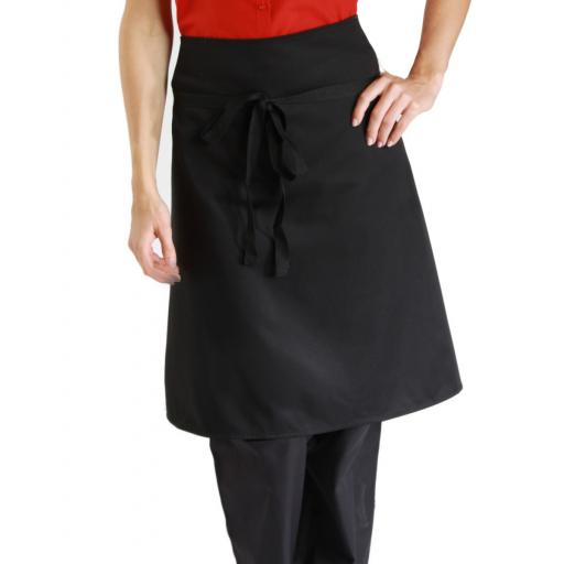Low Cost Waist Apron Without Pocket