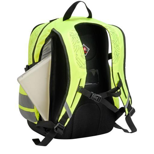 London Pro Hi-Vis Backpack