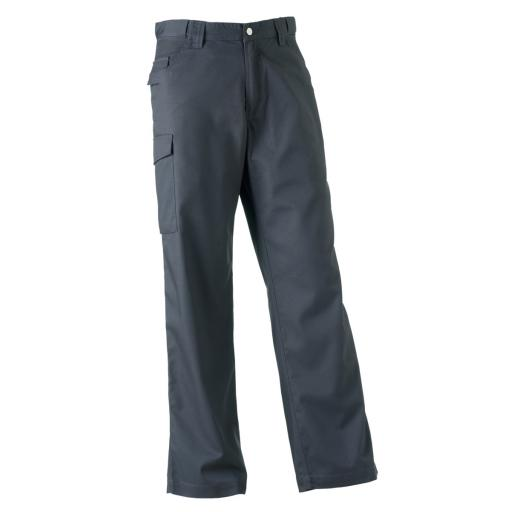 Polycotton Twill Trousers (Reg)