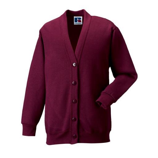 Children's Sweatshirt Cardigan