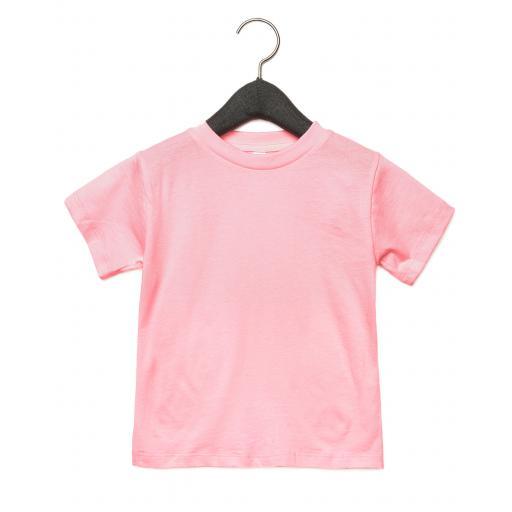 Toddler Jersey Short Sleeve T-Shirt