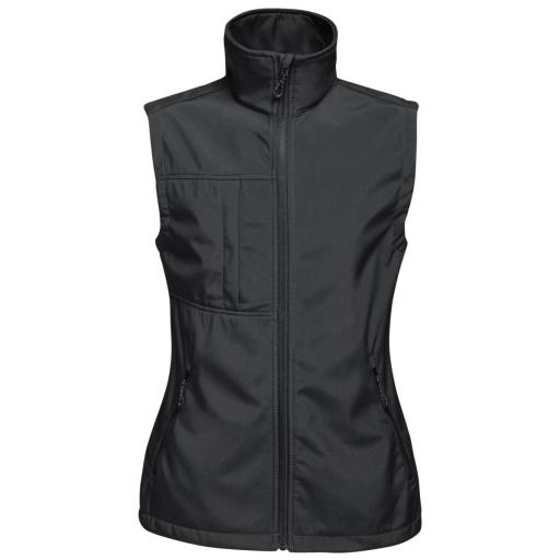 Octagon II Women's 3 Layer Printable Softshell Bodywarmer