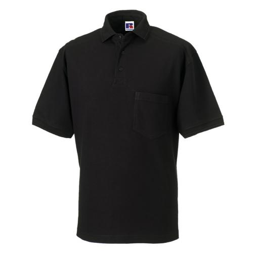 Adult's Heavy Duty Cotton Polo