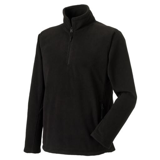 Adult 1/4 Zip Outdoor Fleece
