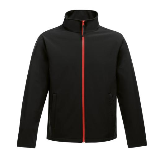 Ablaze Men's Printable Softshell