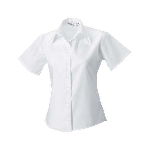 Ladies' Short Sleeve Ultimate Non-Iron Shirt