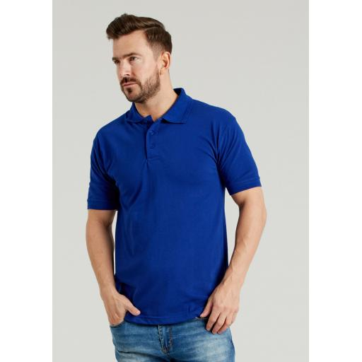 50/50 Heavyweight PiquÈ Polo
