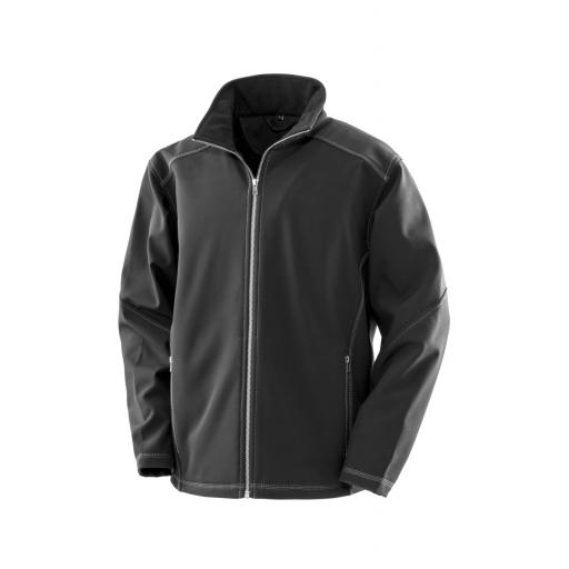 Men's Treble Stitch Softshell